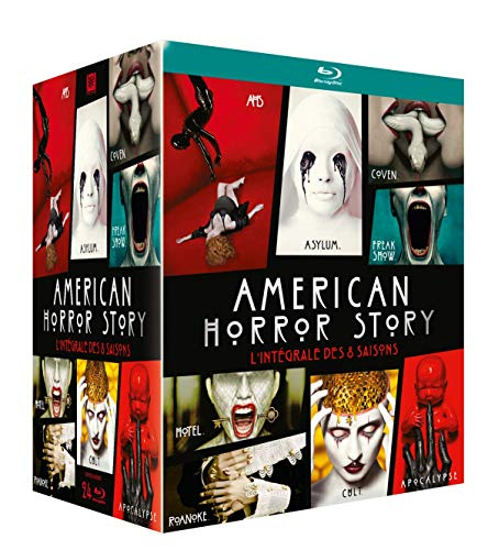 American Horror Story - L'intégrale des Saisons 1 à 8 [Blu-ray]