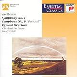 Beethoven: Sinfonie 1 und 6 / Egmont Ouvertüre