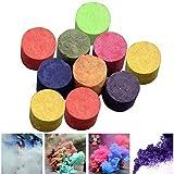 Symboat 10 Pcs Colorato Fumé Torta Pillole Studio Fotografia Puntelli Film Televisione Tabacco Sigarette Maker