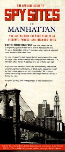 o Spy Sites of Manhattan by H. Keith Melton (2012-08-01) (Spy Trenchcoat)
