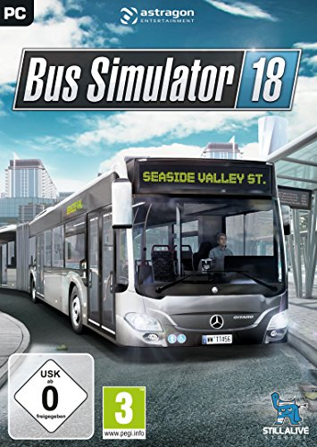 Bus Simulator 18