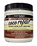 Aunt Jackies Coconut creme Coco riparazione mousse, 426g immagine