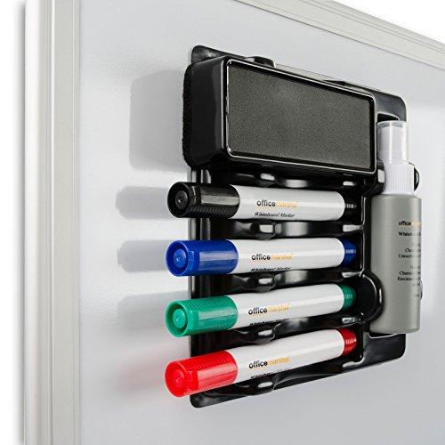 Preisvergleich Produktbild Zubehörset für Whiteboards und Tafeln | magnethaftend | Tafellöscher, Reiniger, Boardmarker