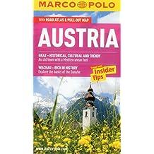 Austria Marco Polo Guide (Marco Polo Guides)