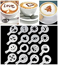 Umath coffee decorator set of 16
