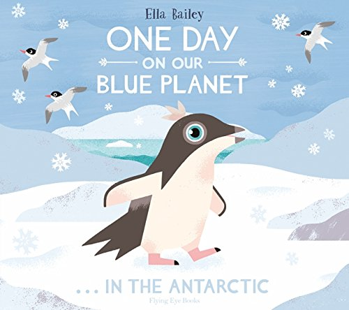 One Day on Our Blue Planet In the Antartic