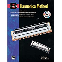 Basix Harmonica Method (Book/CD)