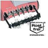 Einhell Elektro Vertikutierer-Lüfter RG-SA 1433 (1400 W, 33 cm Arbeitsbreite, 3-fach höhenverstellbar, 28 l, empfohlen für Flächen bis 400 m²) - 6