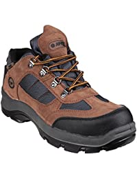 Hi-Tec Safehike Lo W005250 Outdoor Boots Brown
