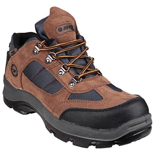 Hi-Tec Safehike - Chaussures de sécurité - Homme Marron
