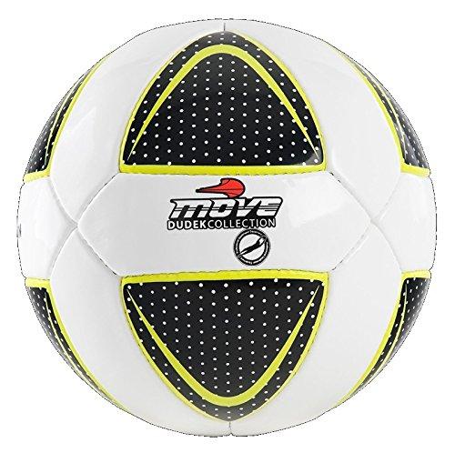Vision One Dudek Collection Champion DD12_TR_PIL - Balón de fútbol (tamaño 3), color blanco