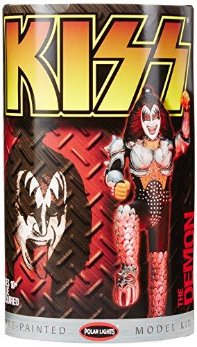KISS Gene Simmons Prepainted (Figur Gene Simmons)