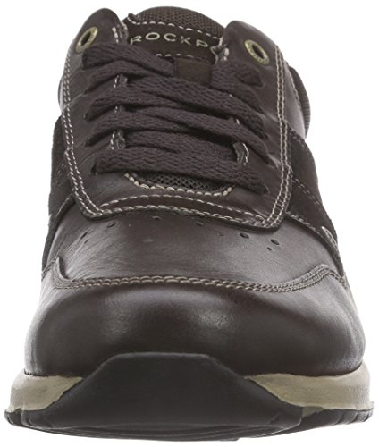 Rockport Trustride Lace Up, Sneakers basses homme Marron - Marron