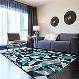 Nordic Modern Simple Sofa Front Teppich Anti-Rutsch Zimmer Nachttisch Teppich Baby Crawling Mat Wohnzimmer/Schlafzimmer/Study Room/Restaurant (Farbe : #2, größe : 120 * 180cm)