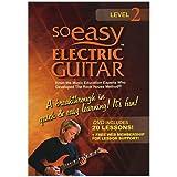 Si facile pour guitare électrique-Niveau 2-DVD...