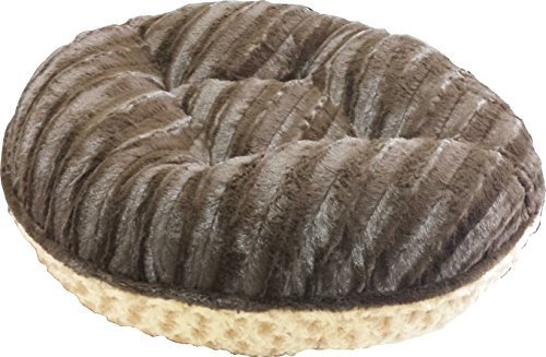 bessie-and-barnie-30-inch-bagel-bed-for-pets-small-camel-rose-godiva-brown-by-bessie-and-barnie