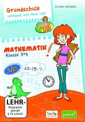 Hexe Lilli Mathematik Klasse 3 + 4