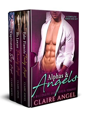 Alphas & Angels: A Complete Series Box Set (English Edition)
