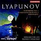 Lyapunov: Symphony No. 1