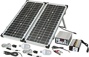 Brennenstuhl Solar Energie-Set SES P4033 Mono-Crystalline, 1171950 by Hugo Brennenstuhl GmbH & Co. KG