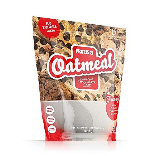 Prozis Oatmeal - Cereales Repletos de Proteínas, Hidratos...