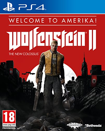 Wolfenstein II: The New Colossus...