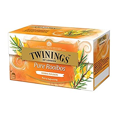 Tisane Twinings Pure Rooibos 25 sachets