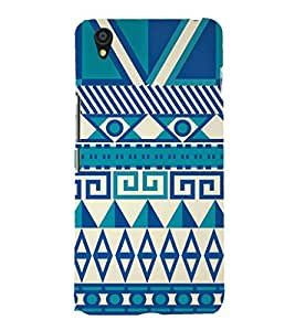 EPICCASE triston troys Mobile Back Case Cover For OnePlus X (Designer Case)