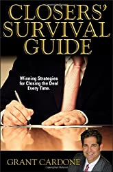 The Closer's Survival Guide by Grant Cardone (2009-05-04)
