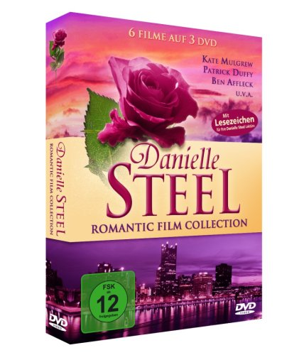 Danielle Steel - Romantic Film Collection *6 Filme auf 3 DVDs!*