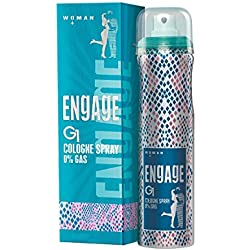 Engage Cologne Spray G1 for Women, 135ml