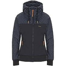 günstig kaufen schön Design fairer Preis Leichte Jacke Damen Blau - Suchergebnis auf Amazon.de für