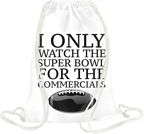 i-only-watch-the-super-bowl-for-the-commercials-drawstring-bag
