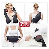 Donnerberg NM089 – Nacken und Schulter Shiatsu Massagegerät mit Infrarotwärmefunktion - 3