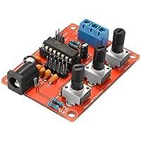 XR2206 Alta precisión de la función del generador de señal DIY Sine / Triángulo / onda cuadrada de salida 1Hz-1MHz ajustable TE788