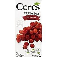كيريس عصير عنب سائل - 1 لتر