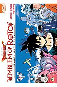 Dragon Quest - Emblem of Roto Edition simple Tome 16