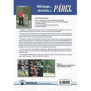 1001 Juegos Y Ejercicios De Padel