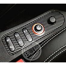 YUWATON comprar 1 Get 1 Free Car Seat Edge Botón de control central Panel de decoración