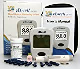 eBwell eB-W01 Blood Glucose Monitor starter pack Ideal - Best Reviews Guide