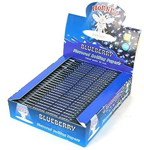 Hornet Papier à rouler à roulettes, avec goût, King Size, 25blocs, un total de 800feuilles