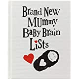 Bright Side Brand New Mummy Baby Brain Lists Book