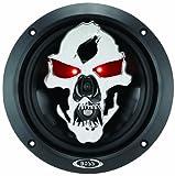BOSS Audio SK653 Phantom Skull 350-watt 3 way auto 6.5 Coaxial Speaker