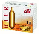ISI 32504 Einweg-Bierkapseln, 10-er Packung