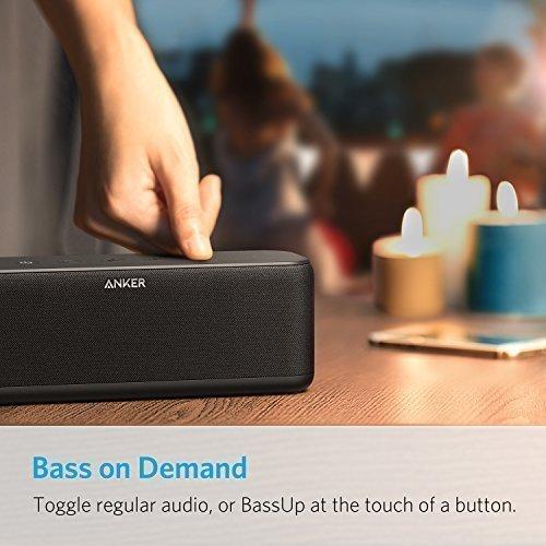 51gsKrOiAVL - [Amazon.de] Anker SoundCore Boost 20W Bluetooth Lautsprecher für nur 53€ statt 76€
