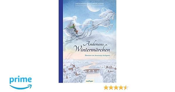 Andersens Märchen: Andersens Wintermärchen: Amazon.de: Hans ...