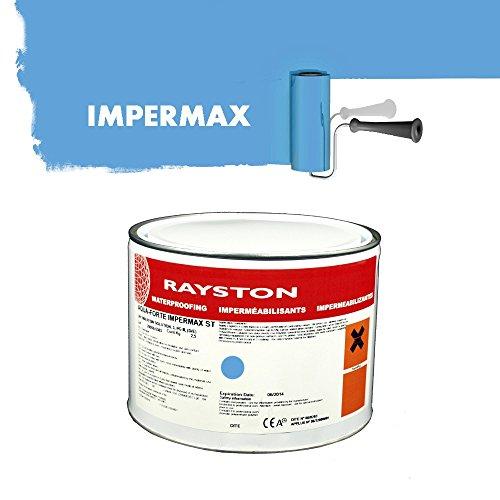 Impermax ST - flüssige Teichfolie - blau (RAL5015) 2.5kg -