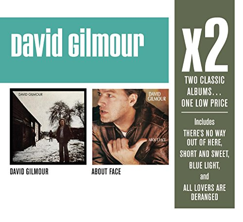X2 [David Gilmour/About Face]