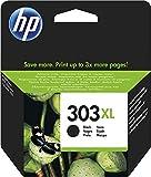 HP 303 XL T6N04AE Cartuccia Originale per Stampanti a Getto di Inchiostro HP Tango e Tango X e HP Envy 6220, 6230, 6232, 6234, 7130, 7134 e 7830, Nero