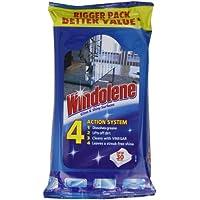 Windolene Wipes (Pack of 4)